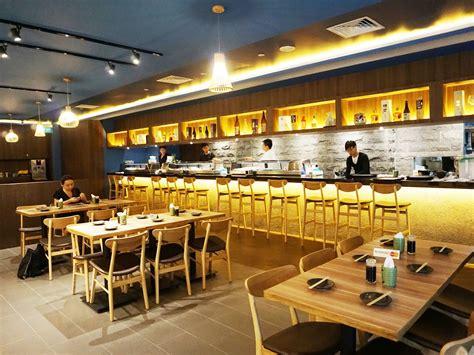 japanese cuisine bar pinkypiggu the sushi bar popular japanese eatery at far