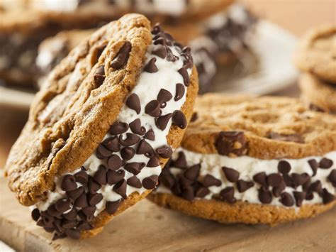6 recettes de glaces aux cookies maison biba