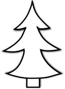 tree clip black and white clipart best