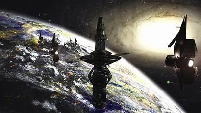 Sins Empire Solar Rebellion Landscape Fiction Science