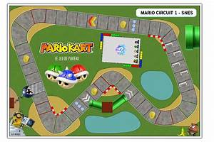 Circuit Mario Kart : mario kart le jeu de soci t do it yourself guide du parent galactique ~ Medecine-chirurgie-esthetiques.com Avis de Voitures