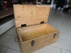 Couchtisch Truhe Holz : alte holztruhe antik truhe eichentruhe couchtisch holz kiste frachttruhe bersee ~ Markanthonyermac.com Haus und Dekorationen