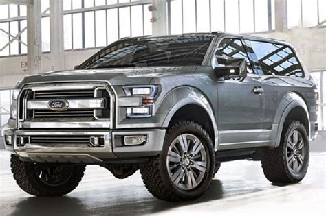 ford bronco     suv models
