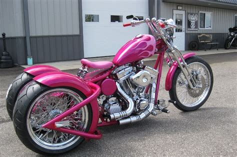 Trike From Custom Services Motorcycles