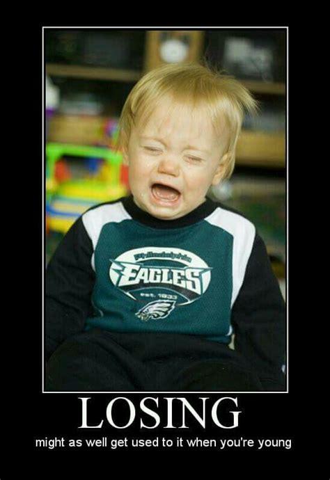 Funny Eagles Memes - eagles lose sports meme s pinterest football memes