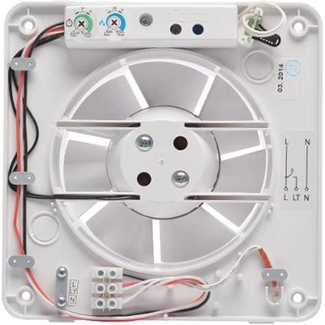 badkamer ventilator tijdschakelaar sencys ventilator silent 125mm ce