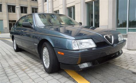 Alfa Romeo 164l by 1991 Alfa Romeo 164l 5 Speed For Sale On Bat Auctions