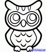 Owl Drawing Line Drawings Simple Draw Teal Step Anime Coloring Face Shows Animals Outline Popular Circles Drew Etc Lines Even sketch template