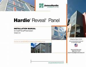 Hardie Reveal Panel Installation