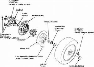 Honda Crv Wheel Diagram  Honda  Free Engine Image For User
