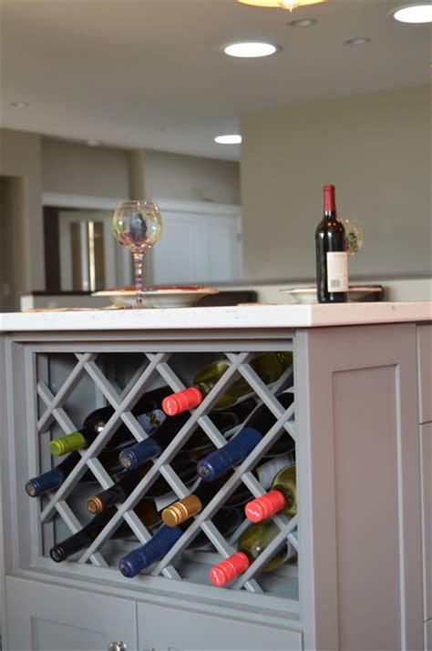 built in wine cabinet vanities laundry built in 39 s wine rack traditional