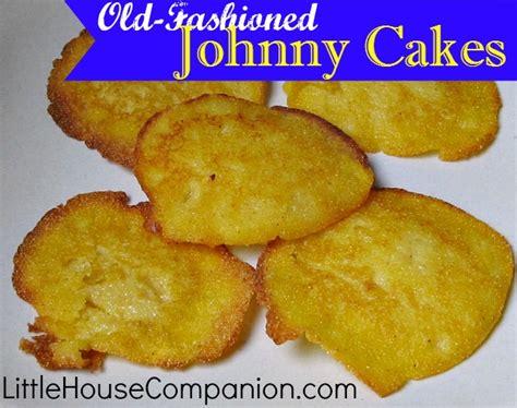 house companion johnny cake recipe