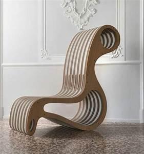 Fabriquer Un Fauteuil : meuble en carton 60 id es que vous pouvez r aliser vous ~ Zukunftsfamilie.com Idées de Décoration