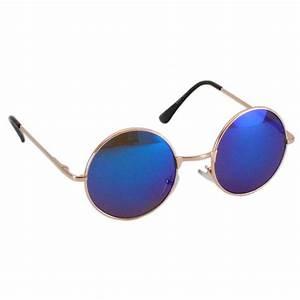 Lunette Soleil Ronde Homme : lunettes de soleil rondes vintage retro 70s john lennon ~ Nature-et-papiers.com Idées de Décoration