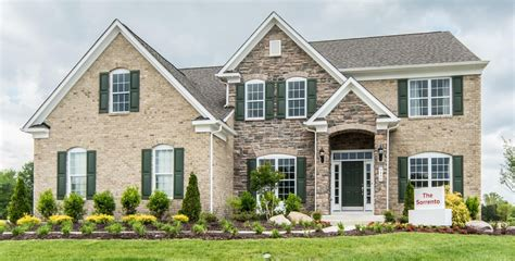 Single Family Houses : Upper Marlboro, Md New Single Family Homes At Parkside At