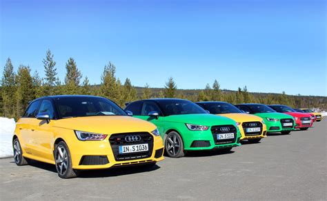 audi s1 gebraucht on the rally tracks of a legend the new audi s1 and s1 sportback