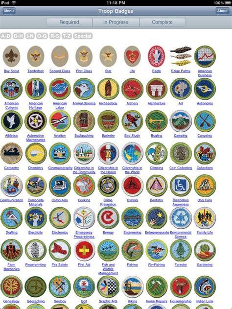 boyscout badge chart - Google Search | garden | Pinterest ...