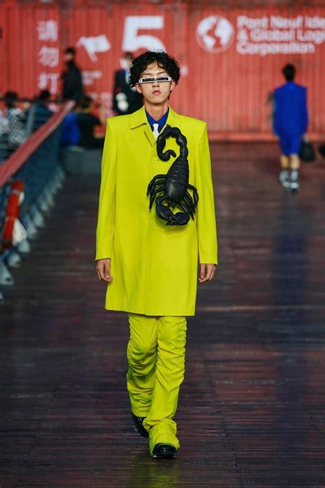 Louis Vuitton presenta a Shanghai la collezione Spring ...