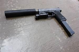 Glock 19 or 17 for suppressor host? - AR15.COM
