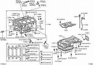 Toyota Highlander Engine Oil Dipstick  Gauge  Oil Level