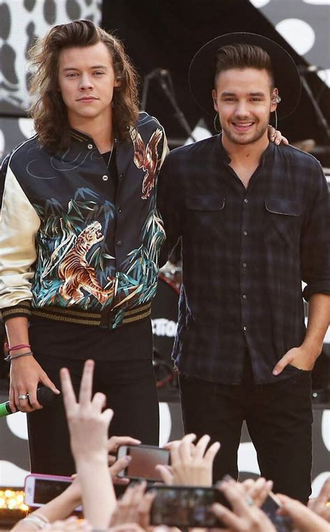 harry styles dishes  liam paynes  life   dad