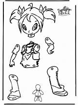 Puppet Coloring Winx Pull Pages Trekpop Papier Funnycoloring Comments Kreativitet Afbeeldingsresultaat Knutselen Voor Afkomstig Annonse Nl Van Google Advertisement Crafts sketch template