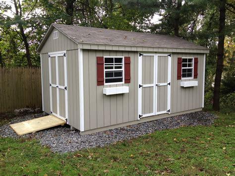 large outdoor sheds advantages of a large shed decorifusta