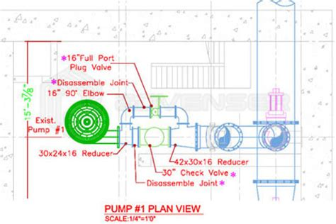 built drafting  drawing services advenser