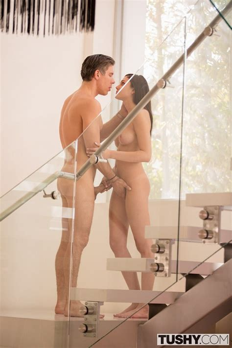 Naked Ariana Marie In First Anal