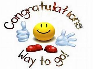 Congratulations Gallery For Congratulation Free Clip Art