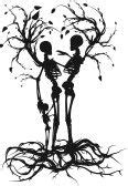 Images About Skeleton Tree Pinterest