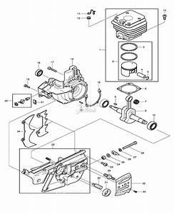 Makita Dcs6800i Parts Diagram For Assembly 1