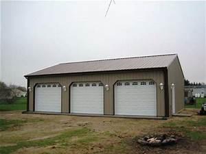 photo garage plans with bonus room images bonus room With 30x40 garage prices