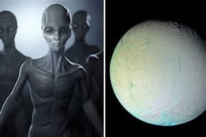 NASA finds aliens could be living on Enceladus after ...