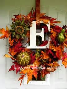 diy fall wreaths ideas clutter