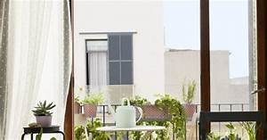 creer un jardin sur le balcon en 3 lecons marie claire With comment amenager un jardin tout en longueur 3 comment amenager un petit jardin 4 pieds tables