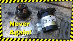 Replacing The Glow Plug Relay  Solenoid  On A 7 3 Ford