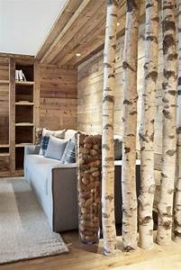 Deco Mur En Bois Planche : dame nature s 39 invite dans la d co floriane lemari ~ Dailycaller-alerts.com Idées de Décoration