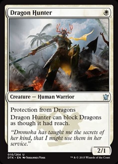 deck of the day mono white humans