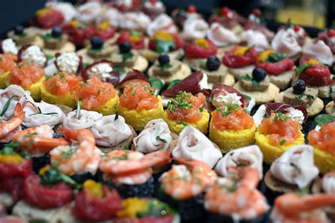cheap canapes recipes cheap wedding finger food reception ideas menus and how