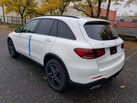 Glc sales decreased 28.5 percent last year compared to 2019. New 2021 Mercedes-Benz GLC 300 4MATIC SUV | Polar White 21-225