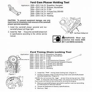 Ford 5 4 Engine Diagram 2005 Timingmarkes Special Service