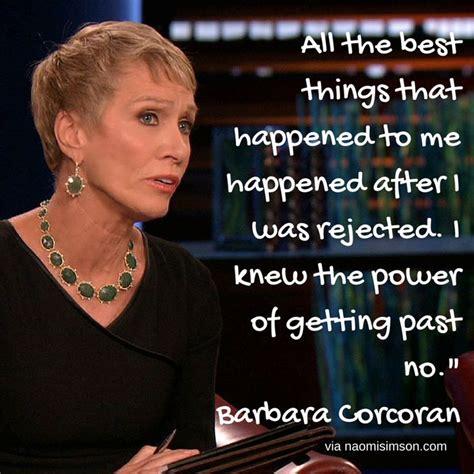 barbara corcoran quotes image quotes  relatablycom