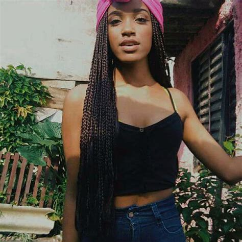 great box braids styles   occasion