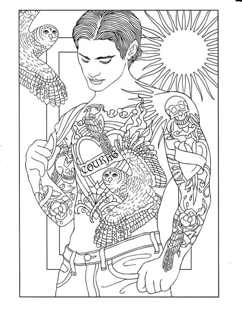 26 best Body Art Coloring Pages images on Pinterest | Coloring pages, Coloring sheets and