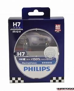Philips Racing Vision H7 : philips racing vision 150 h7 scheinwerferlampe ~ Jslefanu.com Haus und Dekorationen