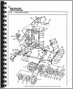 Grear Box Diagram Ford Lawn Mower Parts