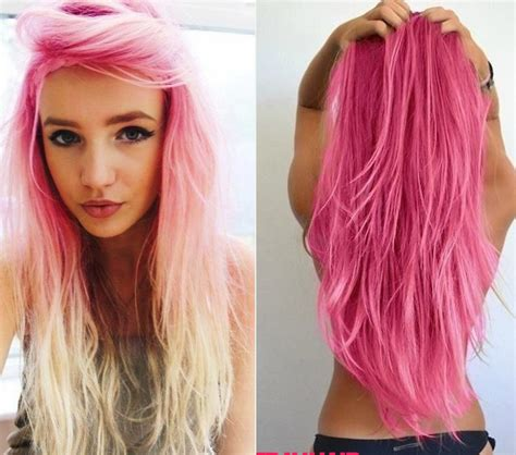 hair colour styles 20 pink hairstyle pics hair color inspiration strayhair