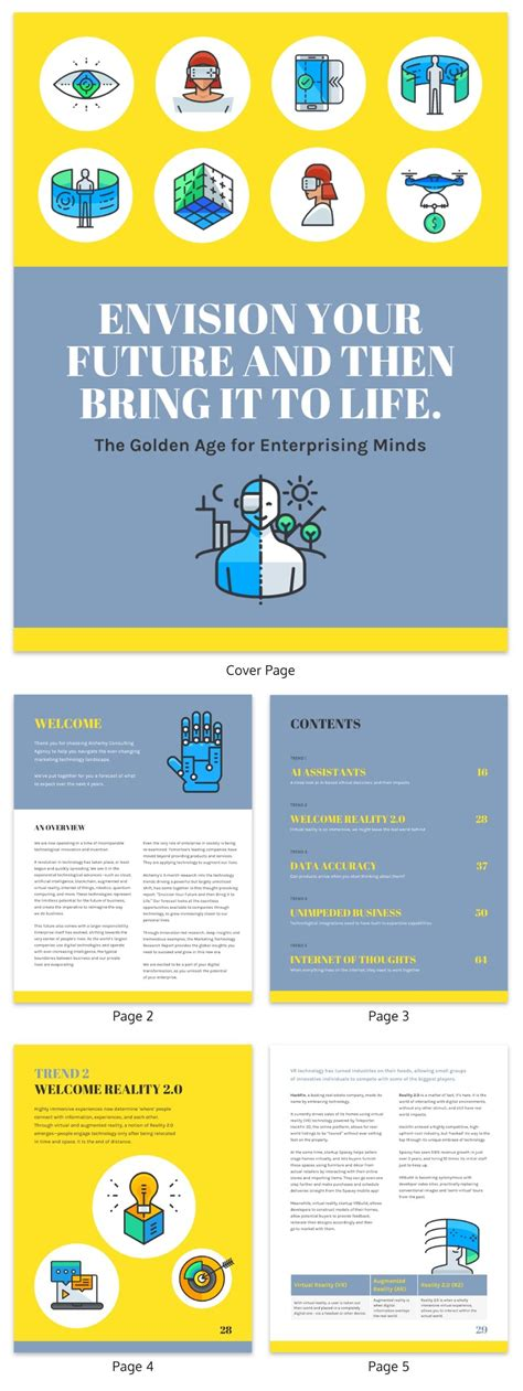 Consulting Report Templates That Every Consultant Needs ...