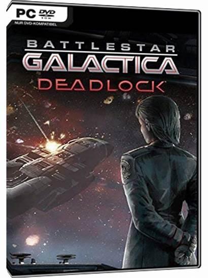 Galactica Battlestar Deadlock Trustload